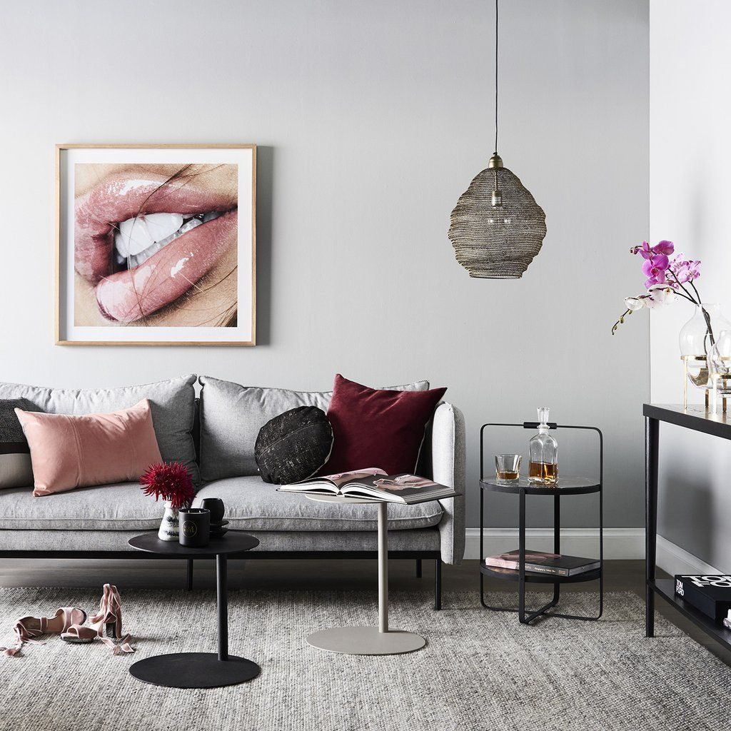 Drops Rug - Grey | RUGS | Pinterest | Living rooms, Room and Interiors