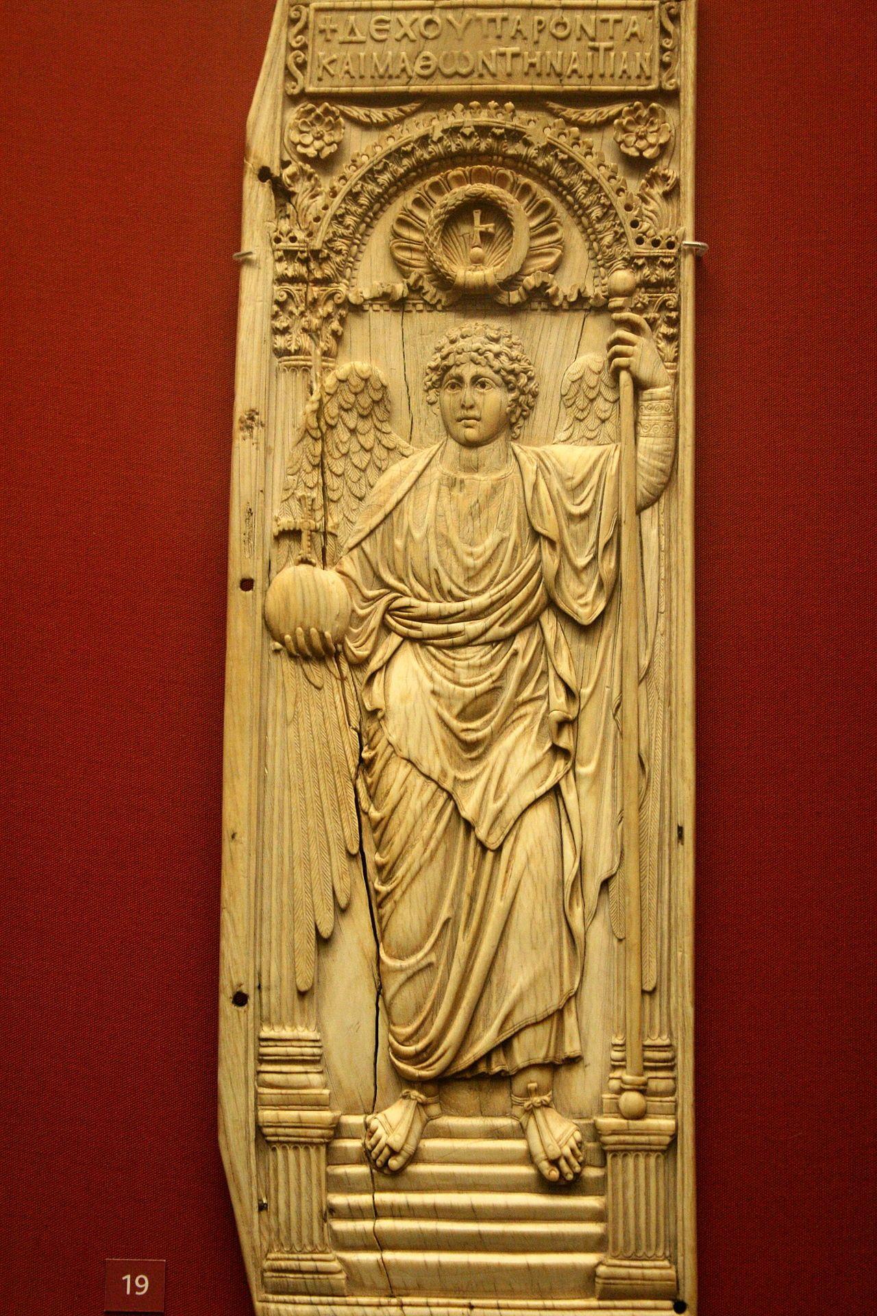 Archangel Ivory Wikipedia The Free Encyclopedia Lewis  # Muebles Nanitas Cordoba