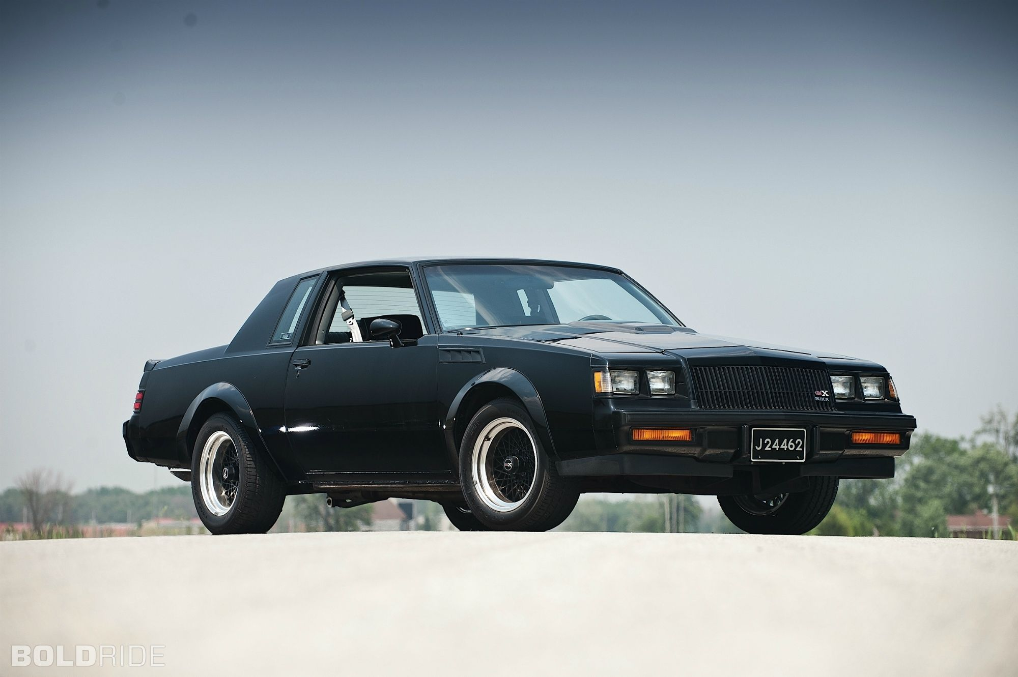 1987 Buick Grand National GNX | sweet | Pinterest | Buick ...