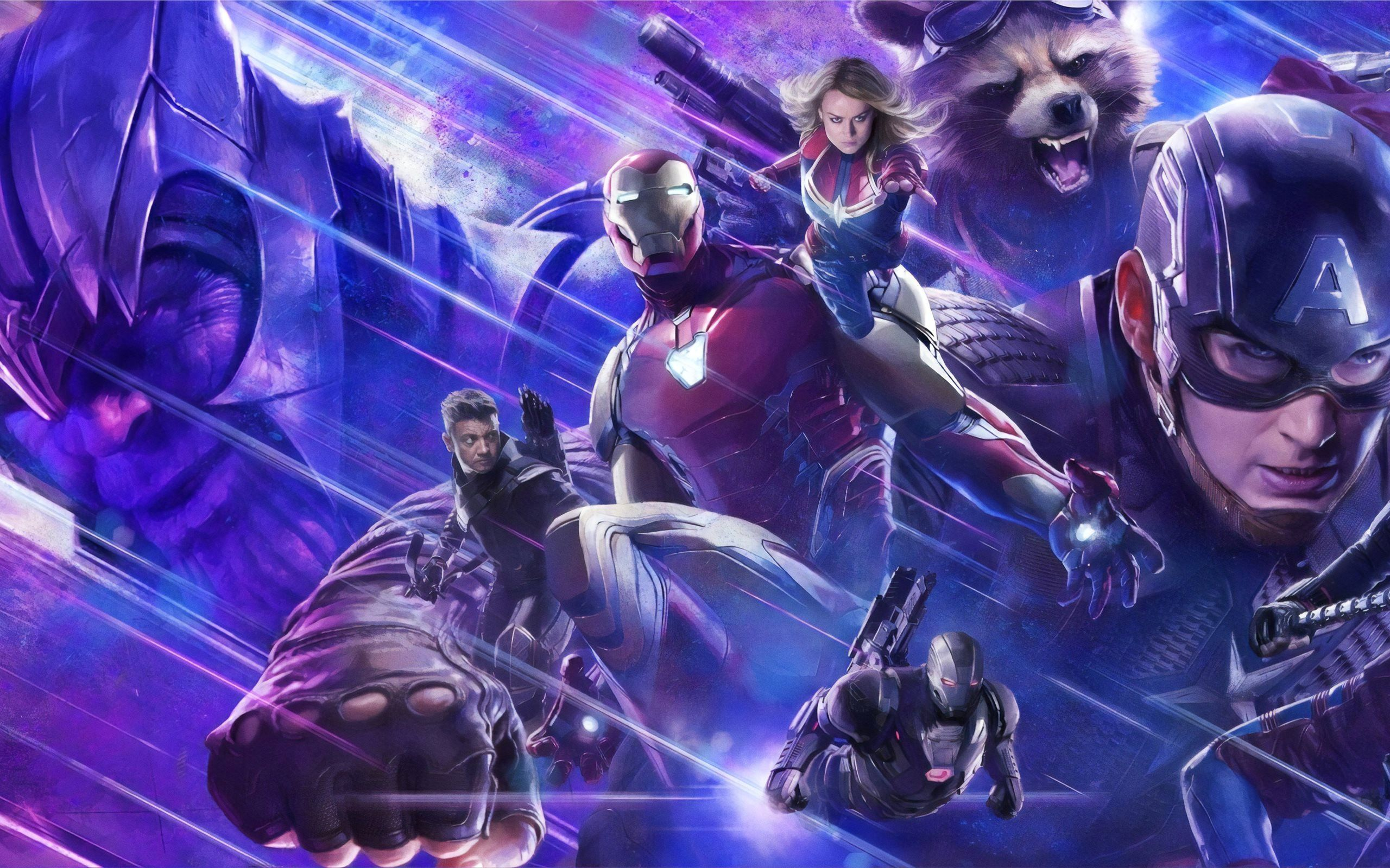 Awesome 5k Avengers Endgame 2019 New Mac Wallpaper Download