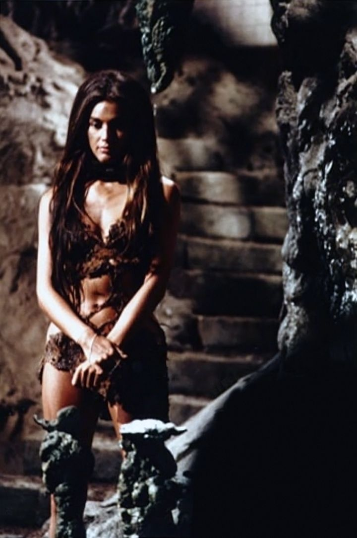 Redbishop37 Nova As Played By Linda Harrison In Beneath The
