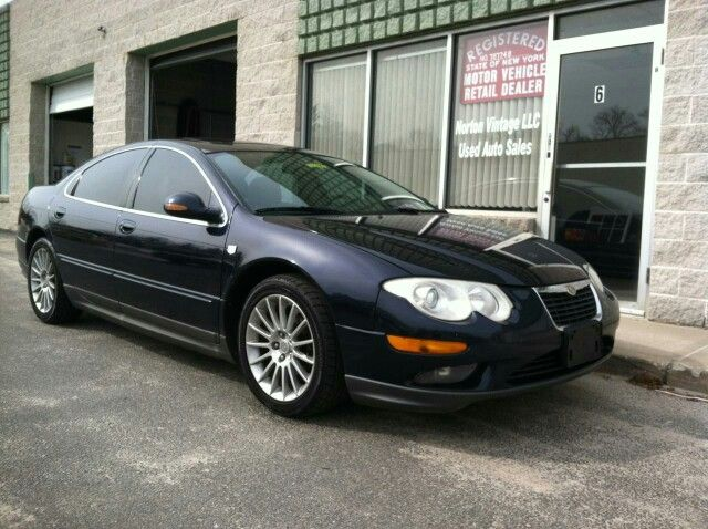 My New Ride 2002 Chrysler 300m Special Mid Knight Chrysler