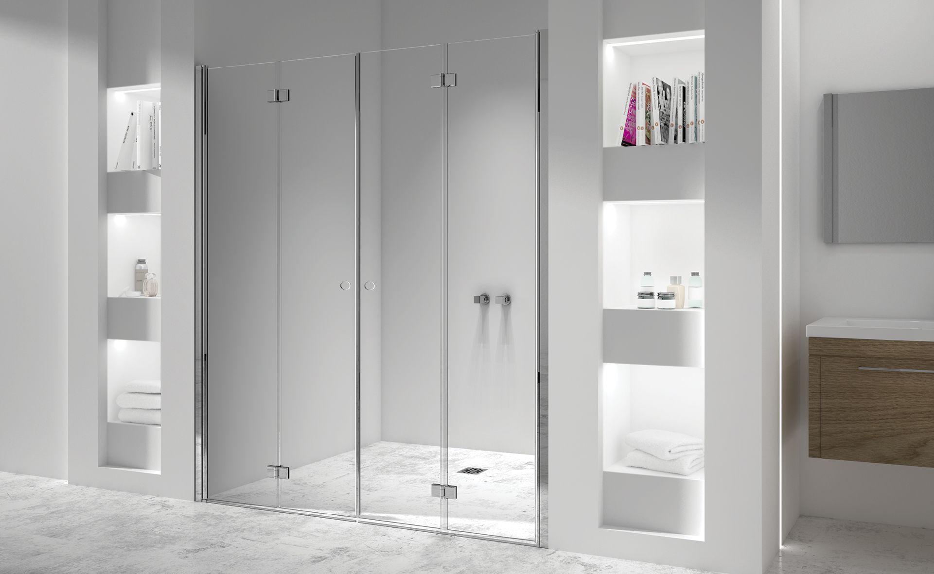Design Per Tutti Com series 4000 - design for all non è solo un box doccia, è