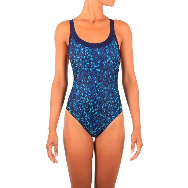 Costume Intero Debo Azzurro Nabaiji Costumi Nuoto Abbigliamento