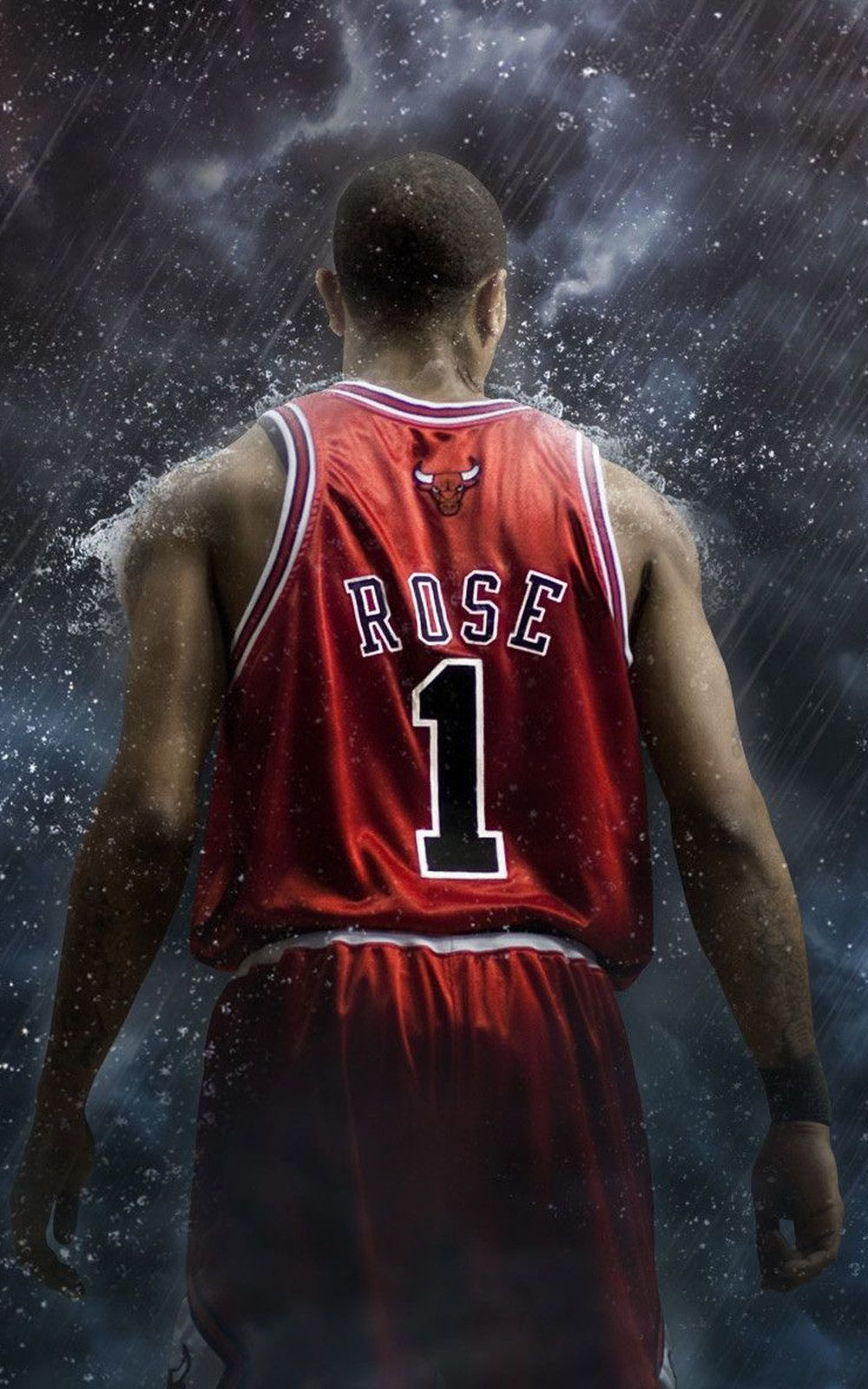 Pin by Anthony Garcia on Nba stars | Nba wallpapers, Bulls wallpaper, Derrick rose