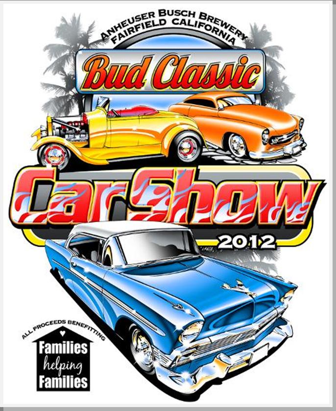 Bud Classic Car Show Art Cars Racing Car Design Classic Car Show