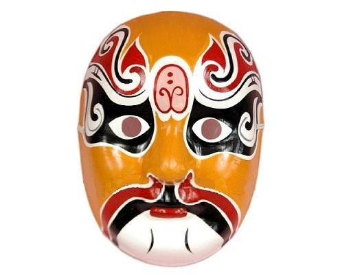 History of Chinese Masks