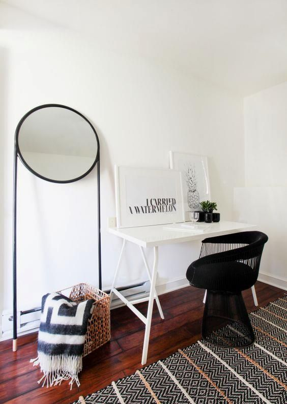 Spacious office insp  Spacious office inspiration:  www.stylemepretty...  | Photography: Tessa Neustadt -  tessaneustadt.com/ :