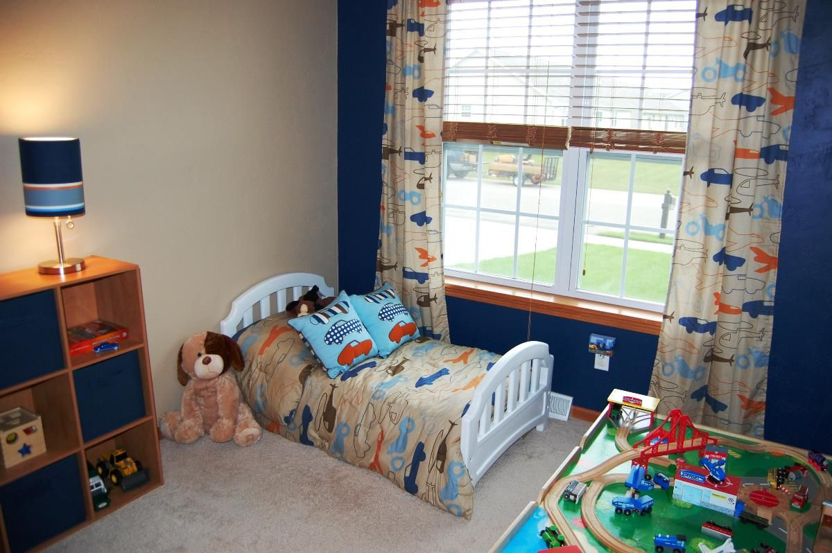 Bedroom designs for kids boys - Toddler Boy Room