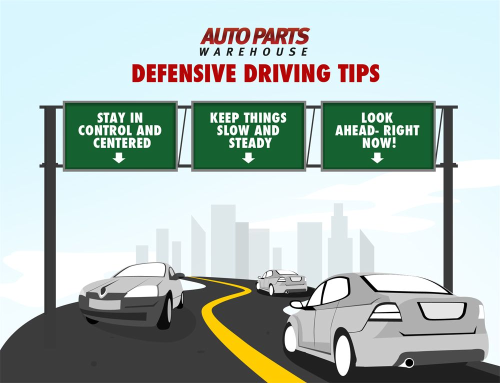 Defensive Driving Tips to Avoid Costly Repairs As Wintery