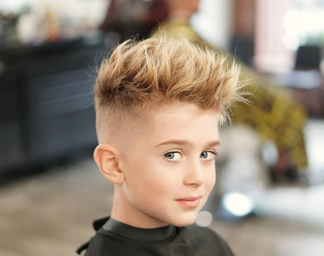 Cool Haircuts For Boys 22 Styles For 2020 Boys Fade Haircut Cool Boys Haircuts Kids Hairstyles Boys