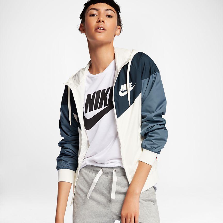 Nike Sportswear Jacket Women's Small Size 2017 Windrunner rpq1wTdr