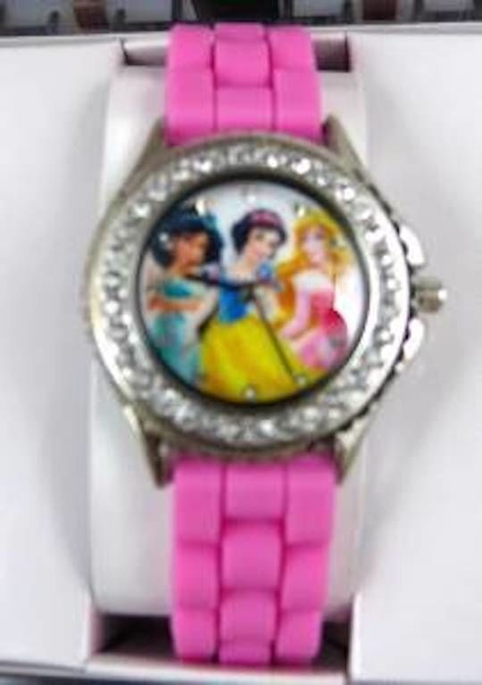 Disney Watch Princess Snow White Jasmine Aurora ...