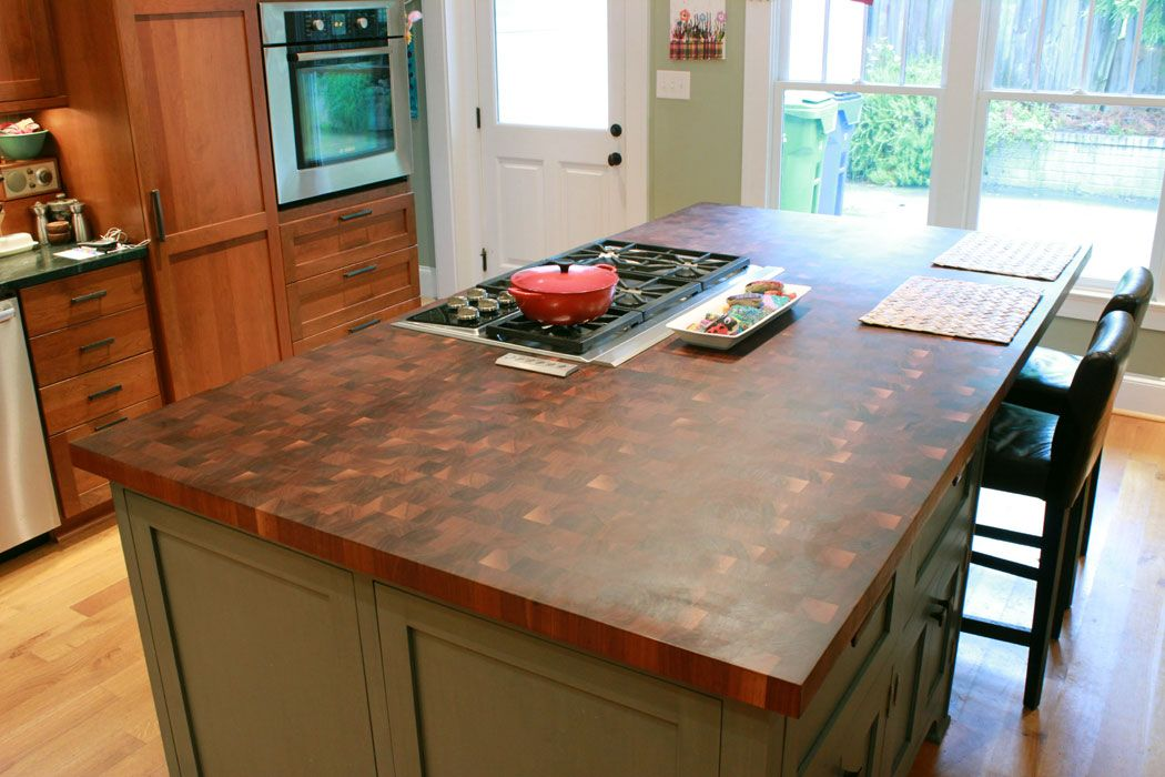 Species Walnut Construction Style End Grain Thickness 1 3 4