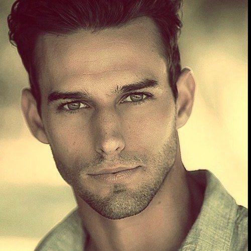 Jay Byars, American model from South Carolina, b. 1986