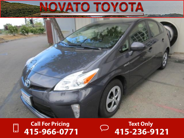 2014 Toyota Prius Two Hatchback 4D 23k miles Call for Price 23775 miles 415-966-0771 Transmission: Automatic  #Toyota #Prius #used #cars #NovatoToyota #Novato #CA #tapcars