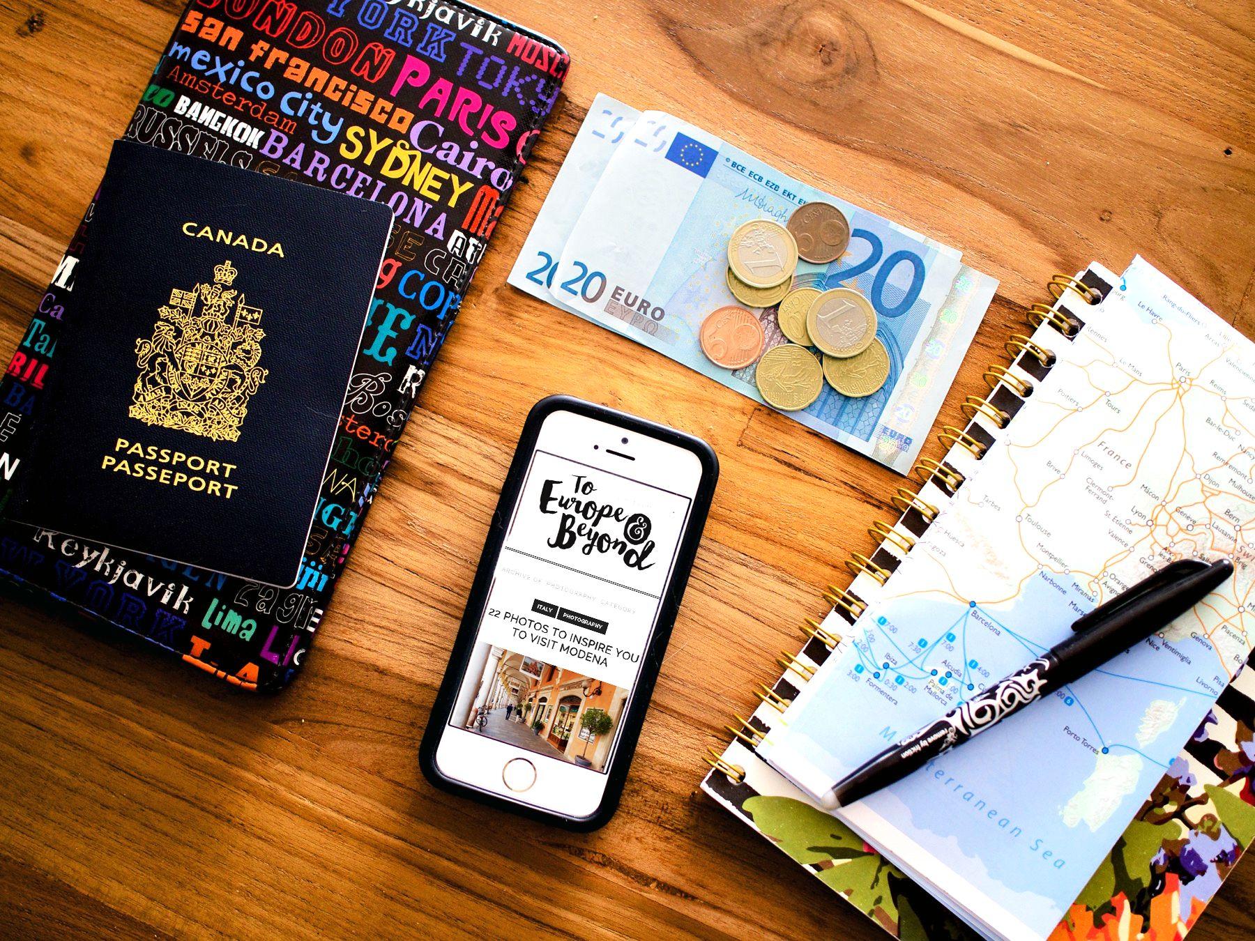 50 Random But Essential Europe Travel Tips | Travel ...