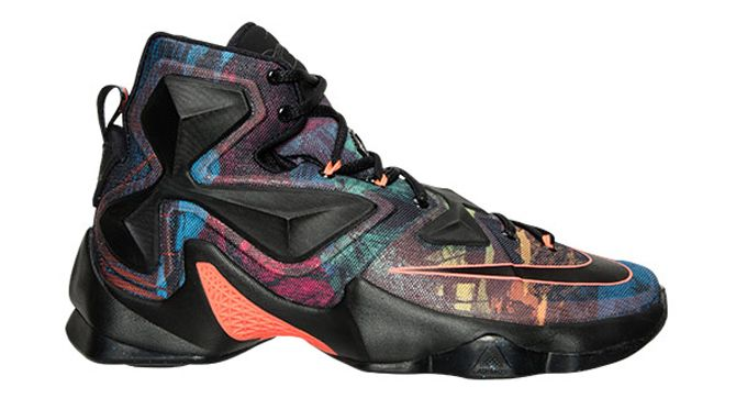 79451512391a Here s a Full Look at the  Akronite  Nike LeBron 13