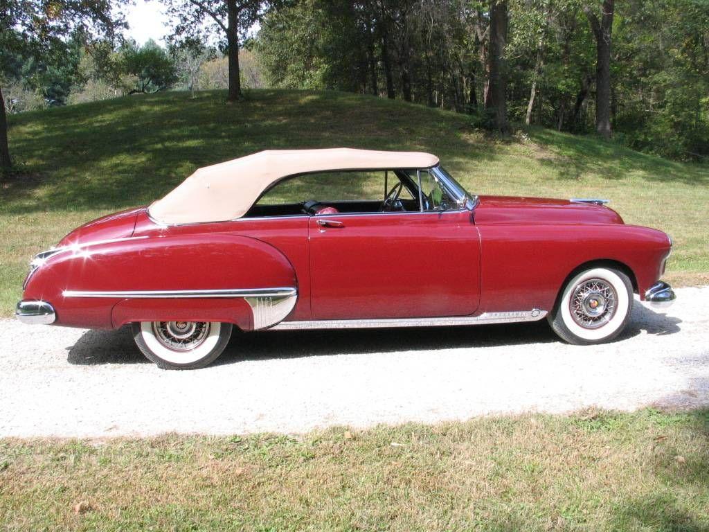 1949 Oldsmobile 98 Convertible | Oldsmobile: 1941 - 1949 ...