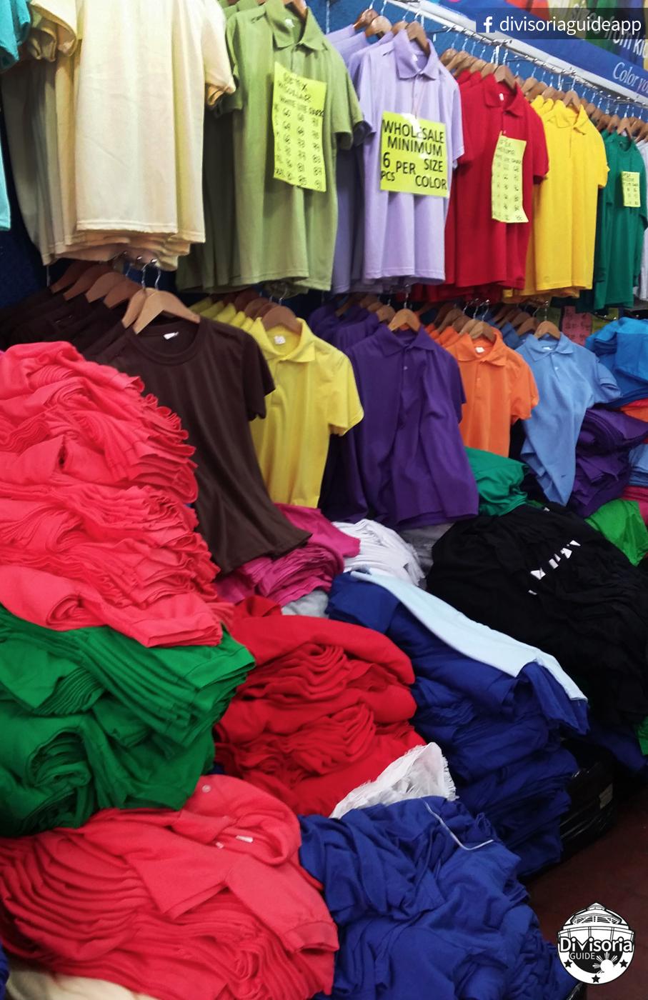 382f5895 Outsource your t-shirt and polo shirt needs in Juan Luna St., Divisoria  (from San Lorenzo Ruiz Plaza to Juan Luna Plaza) :) Photo taken from Uni  Shirt ...