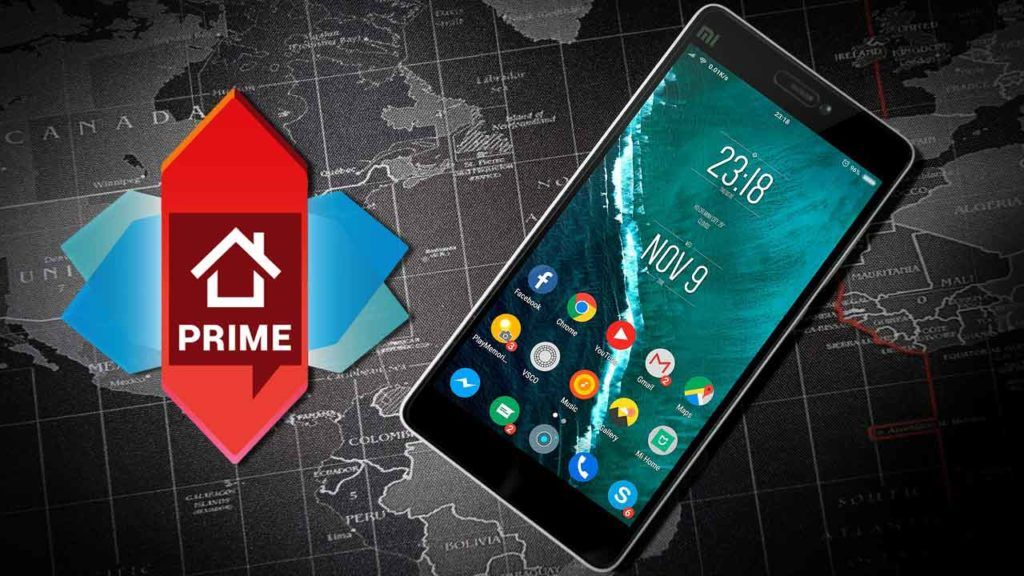 Nova launcher prime apk free download for android Nova