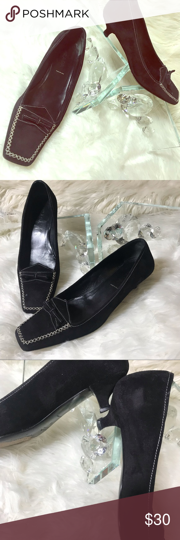 df902ef9dbab4 Prada kitten heels 39 size Prada kitten heels 39 size gently used. See  photos. Prada Shoes Heels