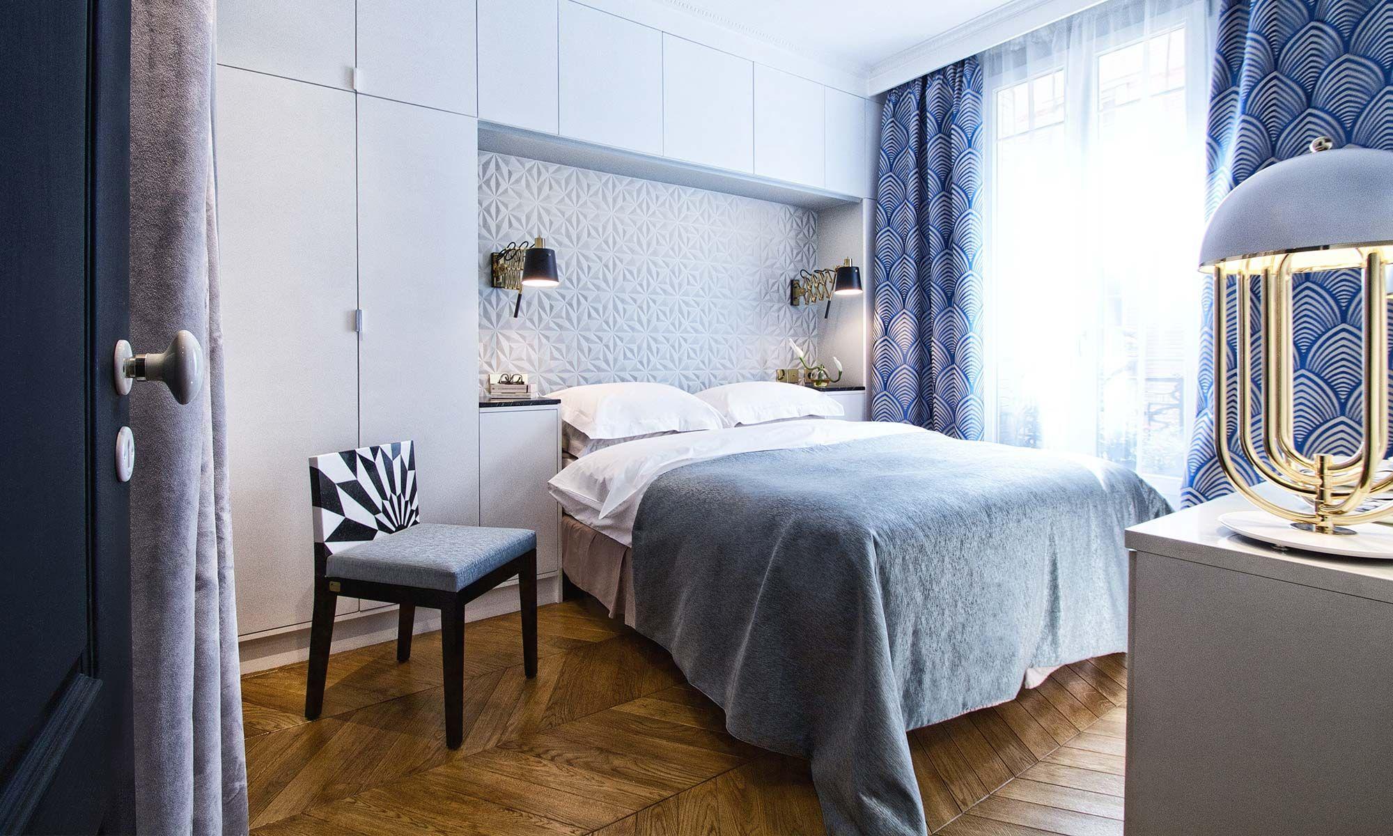 Kleines Schlafzimmer einrichten Einfache Tipps für große