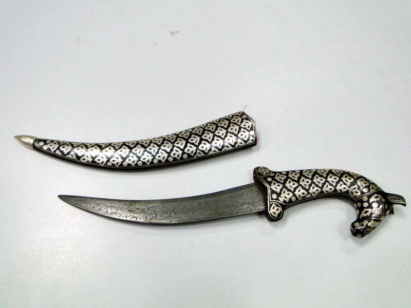 Buccellati Horse Head Letter Opener Knife