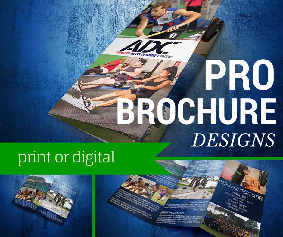 Get your brochure designed by  SammyJackles
