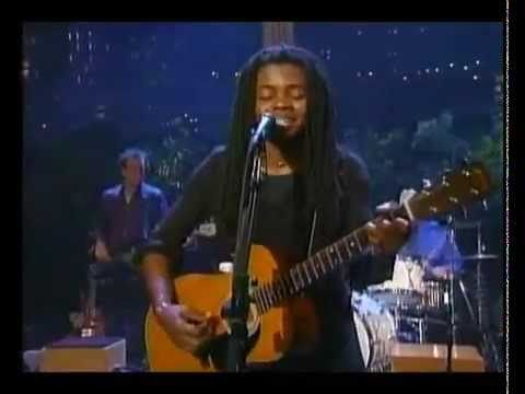 Tracy Chapman - Telling Stories (Live 2003) *his favorite*