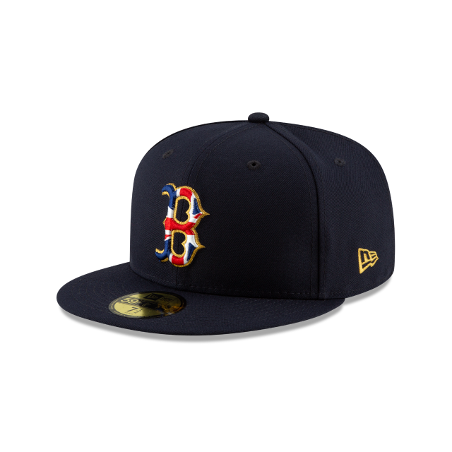 Boston Red Sox Union Jack London Series 59fifty Fitted Fitted Hats New Era Cap Boston Red Sox