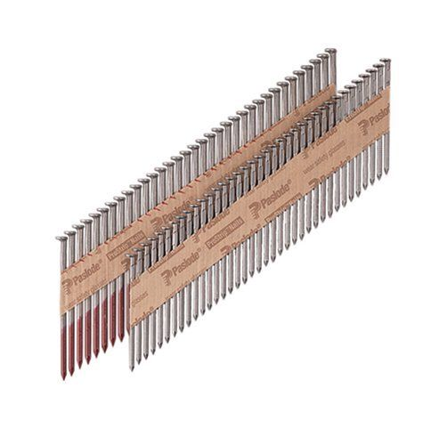 Paslode 650210 3 By 0 131 Inch 30 Degree Full Head Roundrive Paper Tape Collated Framing Nails Bright 2500 Per Box Degree Paper Framing Nails Framing Nailers