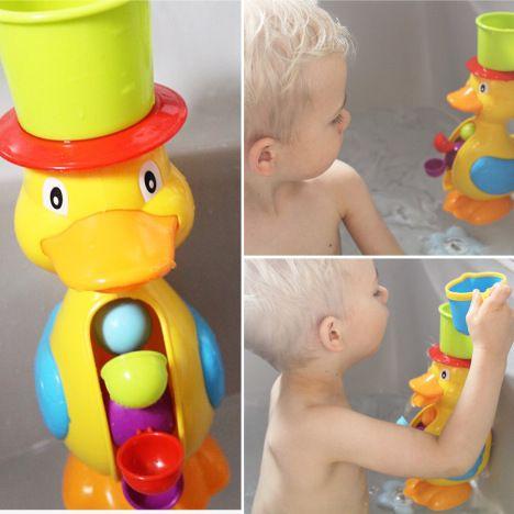 Jouet de bain Ludi – coffert 3 activités ©bebepantoufle