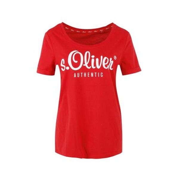 S.Oliver RED LABEL AUTHENTIC Shirt rot | About you mode