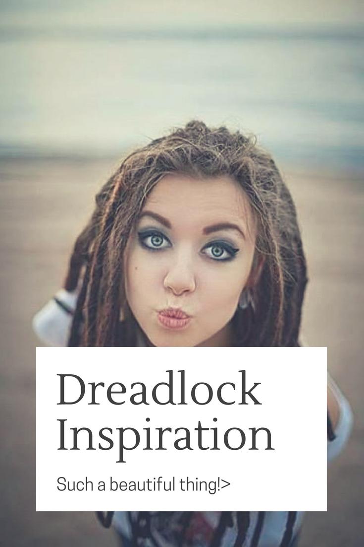 Why White Girls wear Dreadlocks | White girl dreads, White