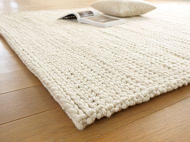 Teppich Fur Babyzimmer ~ Teppich für das babyzimmer: schurwollteppich torsade naturweiß 70