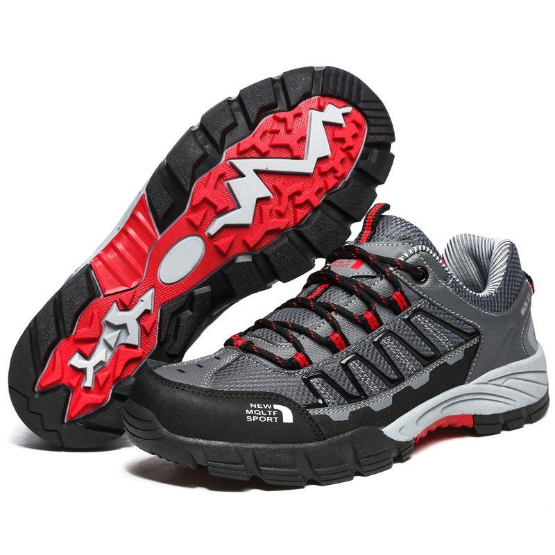 alairelibreEscaladadesenderismo Zapatos de ocio Transpirable Impermeable Antideslizante Escalada resistente al desgaste