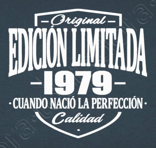 Camiseta Edición Limitada 1979 Nº 1306047 Camisetas