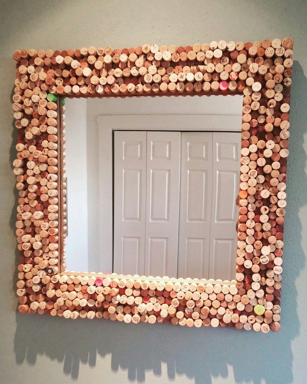 30x30 Frame 20x20 Mirror   Cork Frames   Pinterest   Cork