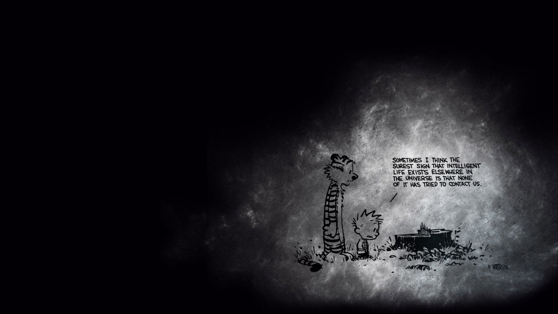 Calvin and Hobbes Wallpapers HD | Of wallpaper