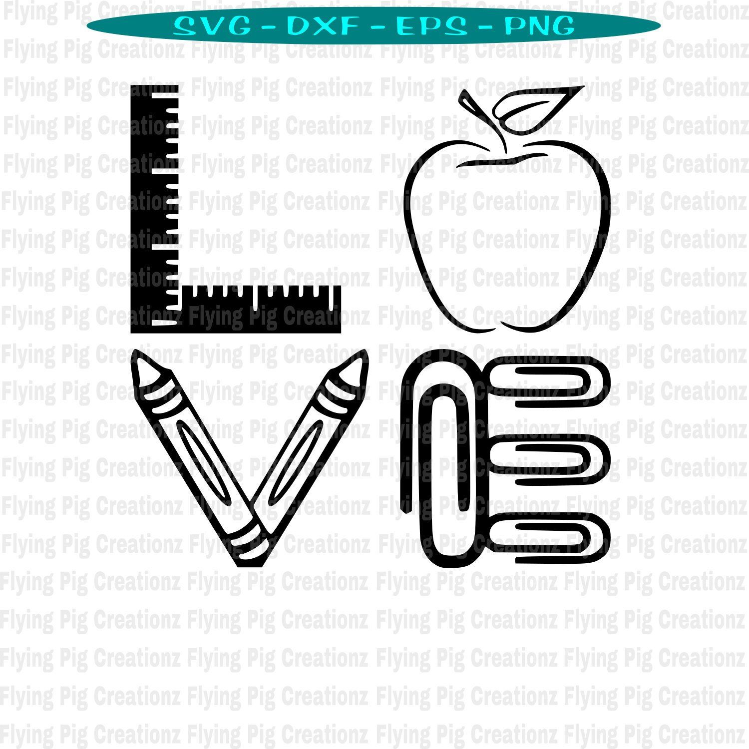 Download Excited to share this item from my #etsy shop: Teacher svg ...