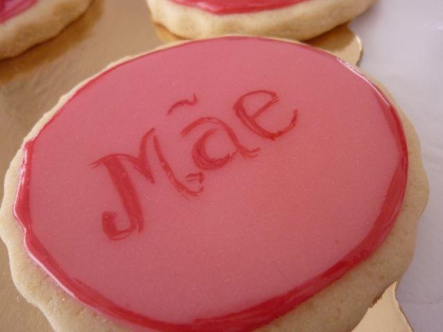 Tessa Almada- lovely mother's day cookies