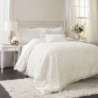 Lush Decor Stella 3-piece Comforter Set - Overstock™ Shopping - Great Deals on Lush Decor Comforter Sets