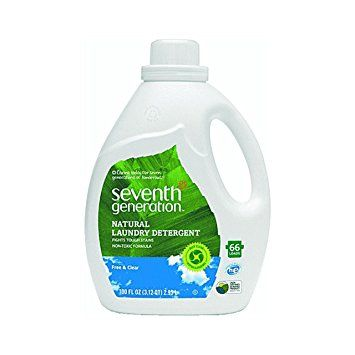 Seventh Generation Natural 2x Concentrated Laundry Detergent Laundry Liquid Natural Laundry Detergent Seventh Generation Laundry Detergent