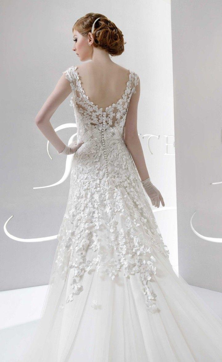 Stunning Toi Spose Wedding Dresses Modwedding Wedding Dresses Dresses Designer Wedding Dresses [ 1174 x 720 Pixel ]