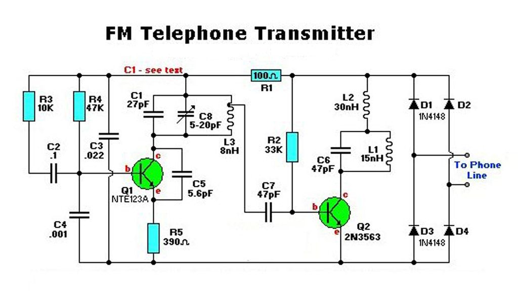 f7a226e25be6b66d536487fb998ecc12 fm jammer electronic circuits pinterest electronic circuit diagrams at gsmx.co