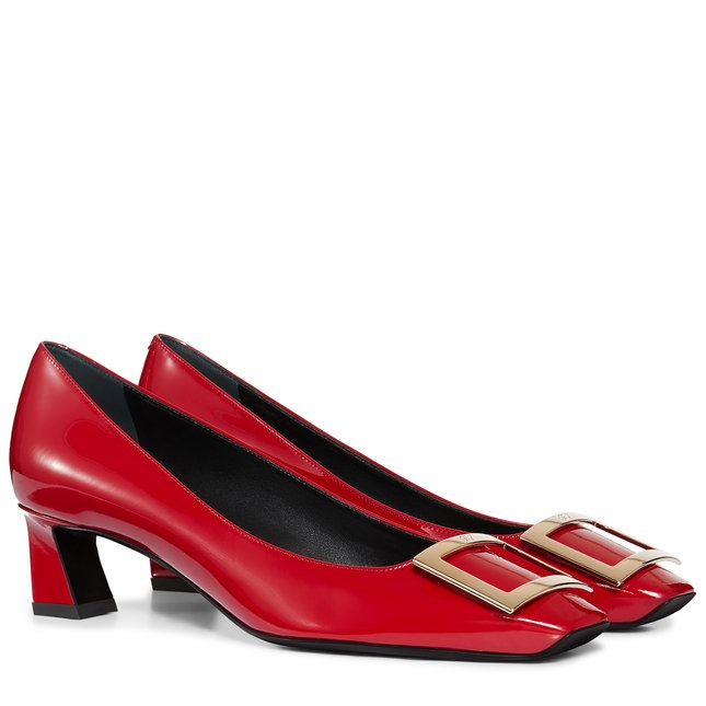Belle Vivier Trompette Pumps in Patent Leather - 2   Zapatos ... 444c7780d0