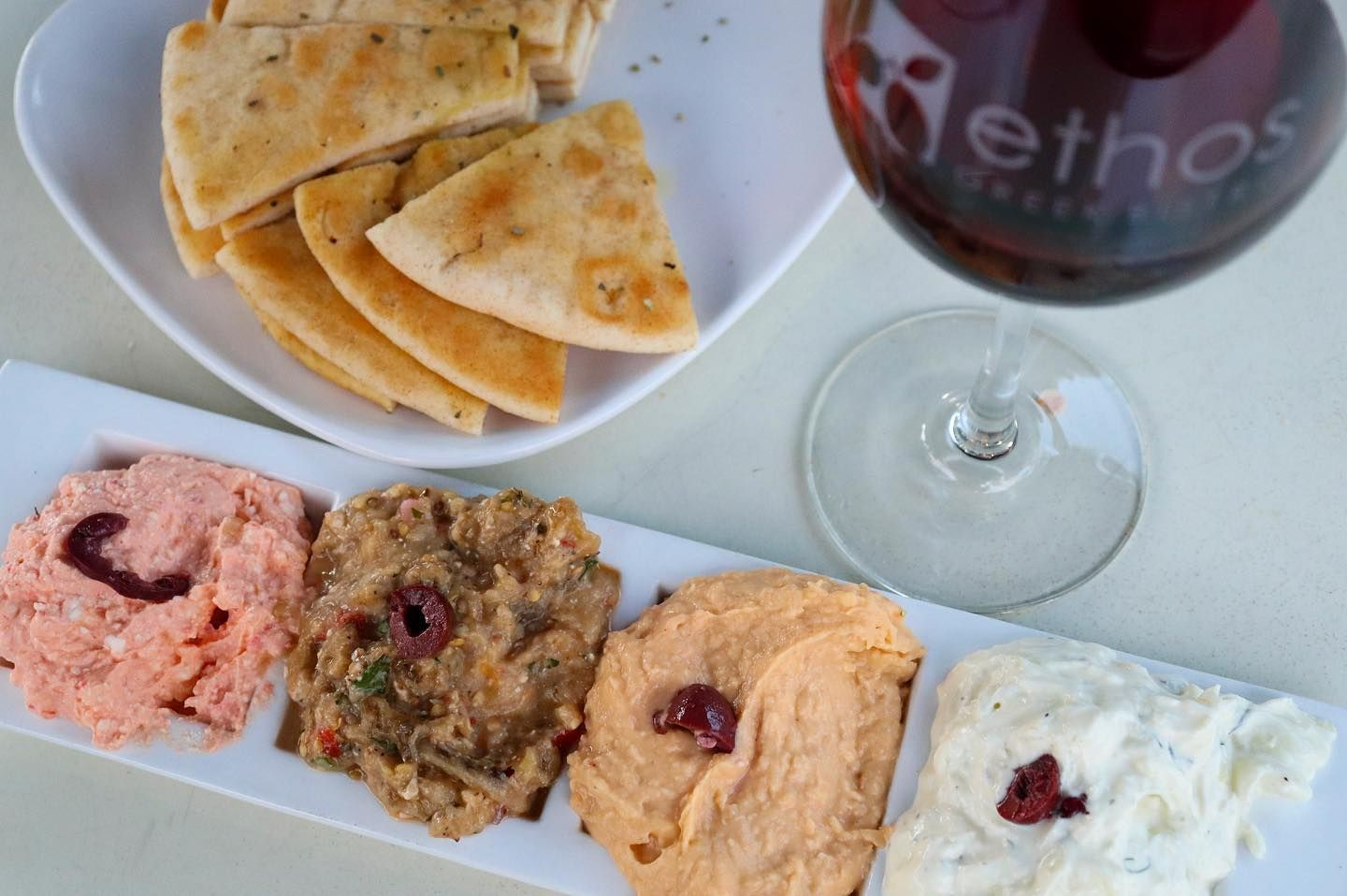 We've got your Friday night dinner plans covered! Head to #ethobistro — their spread sampler is like no other.  We've got your Friday night dinner plans covered! Head to #ethobistro — their spread sampler is like no other. #fridaynightdinner
