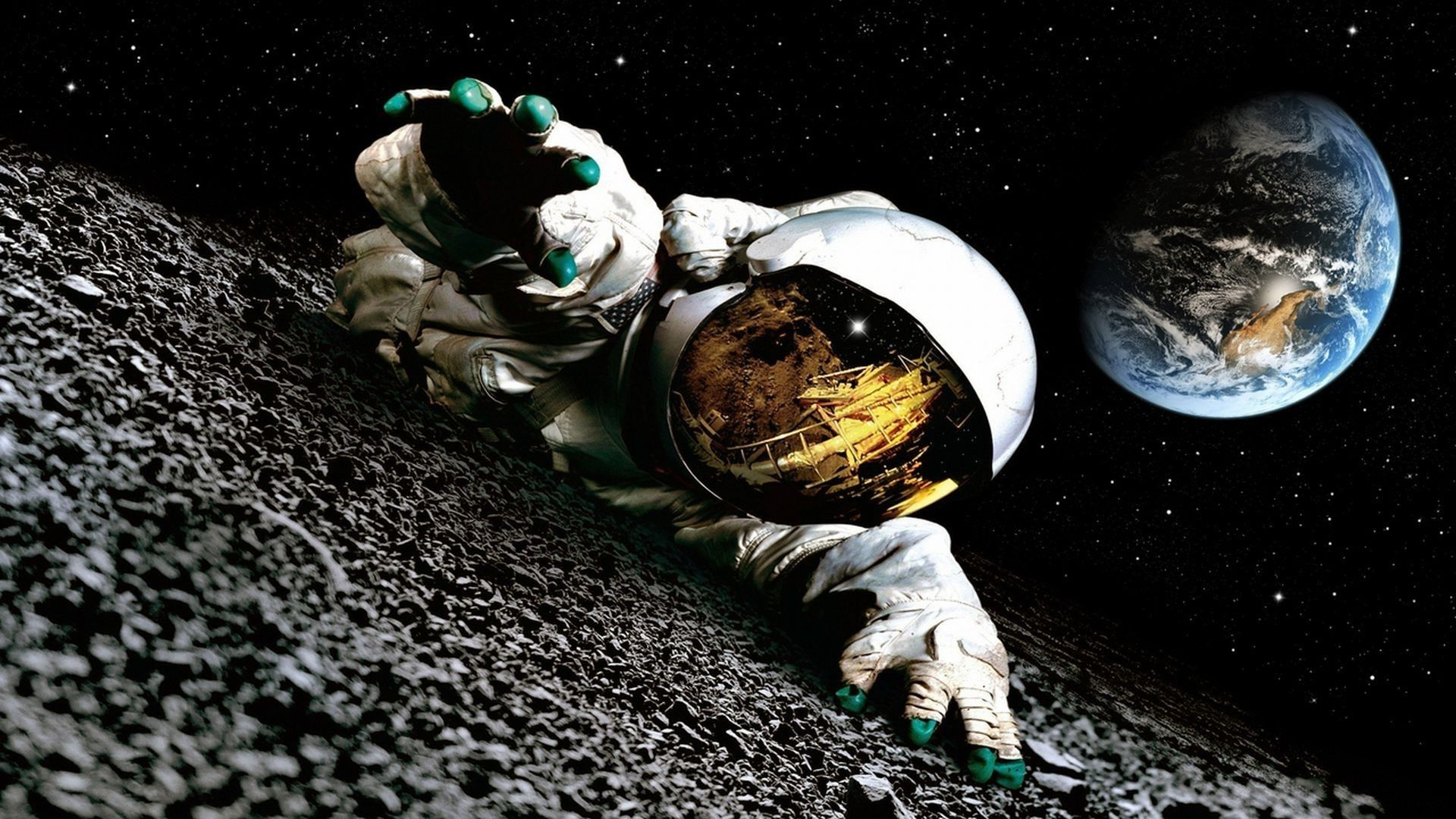 Astronaut Drinking Beer On the Moon HD (page 4) - Pics ...