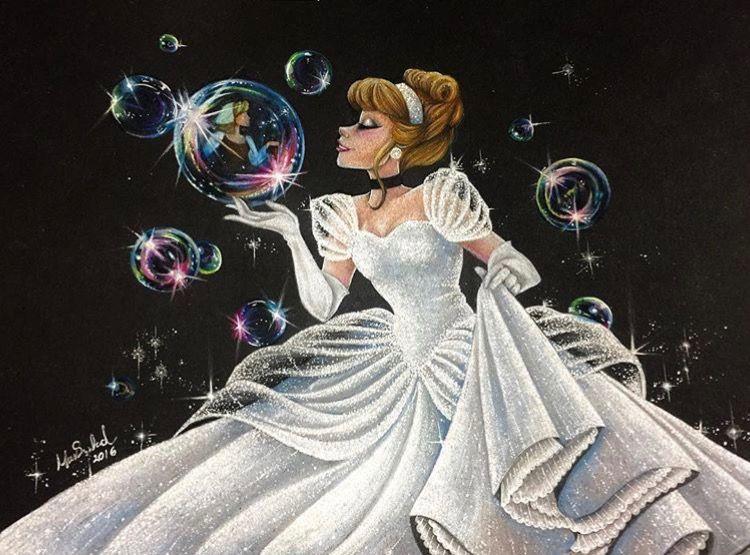 Pingl par sur princesse cendrillon princesse disney et princesse - Dessin anime cendrillon walt disney ...